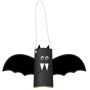 Seasonal Craft: bat