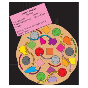 Unique Craft: cookies
