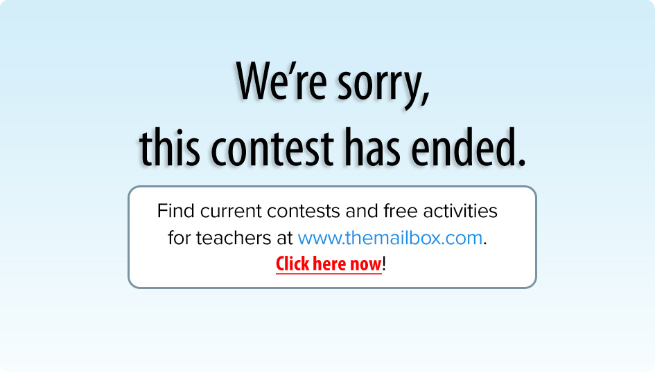 Find current contests, freebies, giveaways, and special offers for teachers at www.LearningMagazine.com. Click here now!