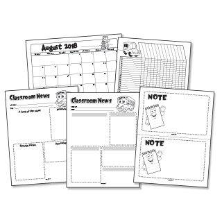 August Forms