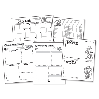 July Forms