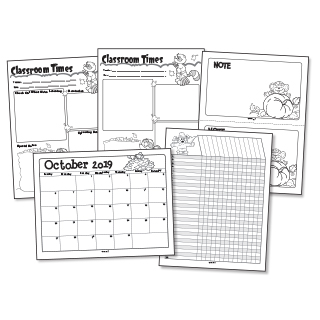 October Forms