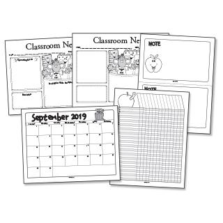 September Forms