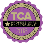 Teachers' Choice Awards for Professional Development