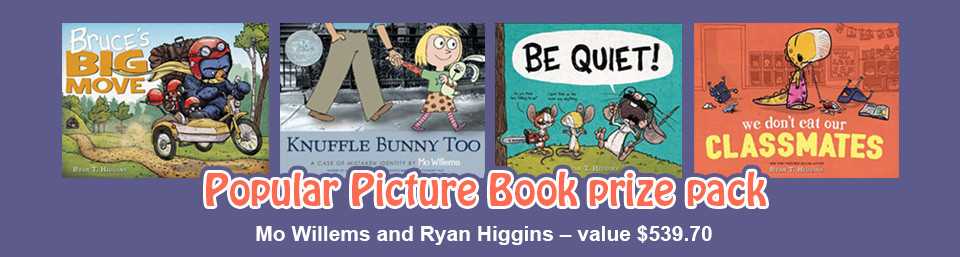 Popular Picture Book prize pack