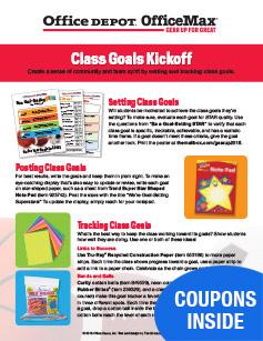 Class Goals Kickoff