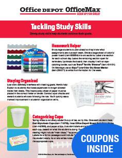 Tackling Study Skills