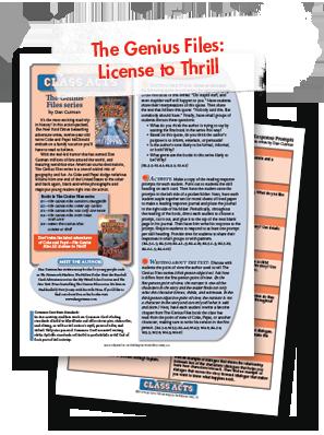 The Genius Files: License to Thrill