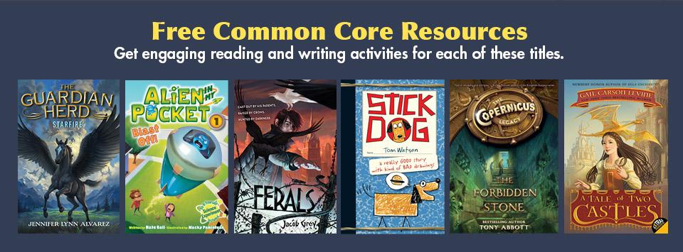 Free Common Core Resources