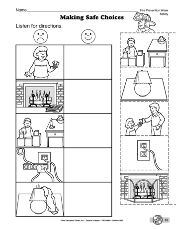 All Worksheets » Making Good Choices Worksheets - Printable ...