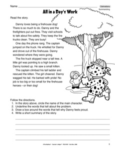 Results for worksheets | 2 | RL.2.2 | Guest - The Mailbox
