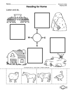 Worksheets Social Studies For Kindergarten Worksheets results for kindergarten worksheets social studies worksheet cardinal directions