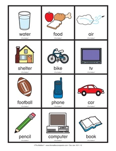 Needs Vs Wants Worksheet Together With 3 Primary Needs Stunning ...
