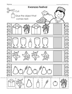Kwanzaa Crafts and Activities - Enchanted Learning Software