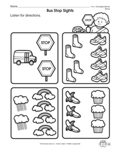 Results for math worksheets   K.CC.C.6   Guest - The Mailbox