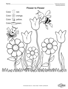 Results for preschool following directions worksheet | Guest - The ...