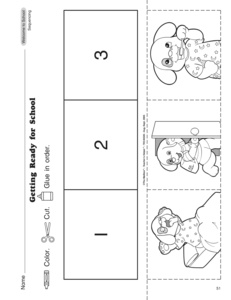 math worksheet : results for sequencing worksheet  kindergarten  guest  the mailbox : Sequencing Worksheets Kindergarten