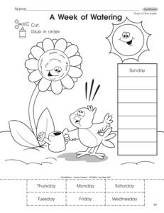 Days Of The Week Worksheets days of the week worksheet twisty noodledays free esl printable ...