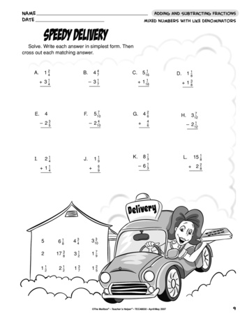 adding and subtracting mixed numbers worksheet 11 mixed numbers worksheet have fun. Black Bedroom Furniture Sets. Home Design Ideas
