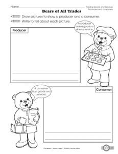 Printables Producers And Consumers Worksheet results for kindergarten worksheets social studies guest the worksheet producers and consumers