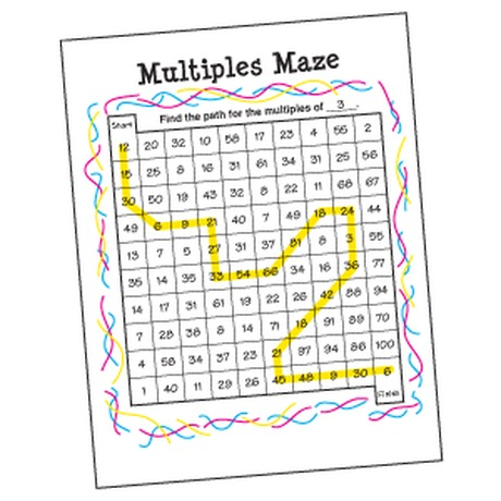 a maze ing multiples lesson plans the mailbox