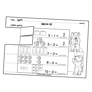 math worksheet : results for kindergarten worksheets  math  operations and  : Common Core Math Kindergarten Worksheets