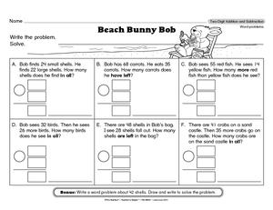 Freebie - Adding 10 Mentally Worksheets ~ 1.NBT.5 | Math ...
