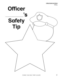 Printables Officer Buckle And Gloria Worksheets results for officer buckle and gloria worksheets guest the mailbox writing project safety rules gloria