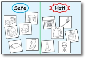 Search the mailbox fire safety activity sorting safe or hot ibookread Read Online