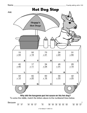 Number Names Worksheets » Adding 5 Worksheet - Free Printable ...