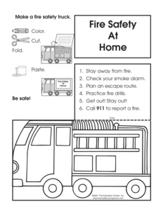 Results for fire safety | Kindergarten | Guest - The Mailbox