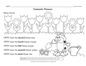 math worksheet : results for ordinal numbers worksheet  guest  the mailbox : Ordinal Numbers Worksheet Kindergarten