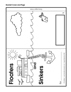 math worksheet : results for sink or float  guest  the mailbox : Sink Or Float Worksheets For Kindergarten