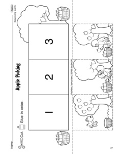 Search Sequencing  The Mailbox Language Arts Worksheet Sequencing Events