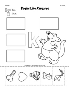 math worksheet : results for kindergarten worksheets  guest  the mailbox : Letter K Worksheets Kindergarten