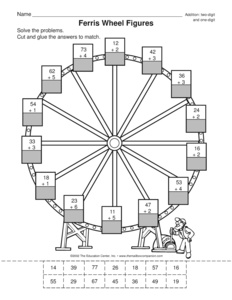 This worksheet goes with the lesson on Tuesday of my Double Digit ...