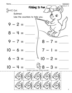 Results for kindergarten math worksheets | Guest - The Mailbox