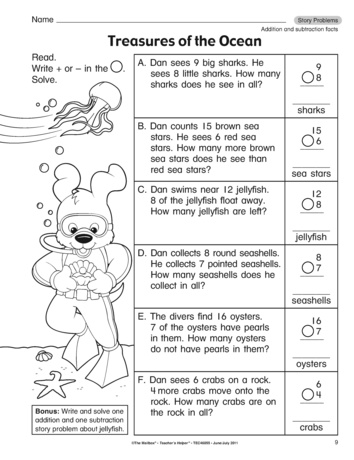 math worksheet : treasures of the ocean lesson plans  the mailbox : The Moral Of The Story Math Worksheet