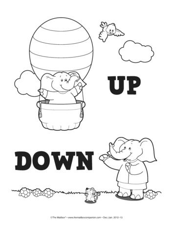 down the bay coloring pages | The Mailbox