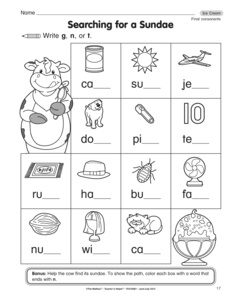 Results for phonics worksheets   Guest - The Mailbox