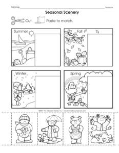 math worksheet : results for seasons  worksheet  guest  the mailbox : Four Seasons Worksheets For Kindergarten