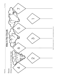 results for kite worksheet guest the mailbox. Black Bedroom Furniture Sets. Home Design Ideas