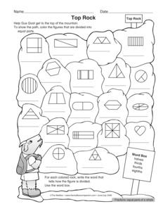 fractions equal parts worksheets the best and most comprehensive worksheets. Black Bedroom Furniture Sets. Home Design Ideas