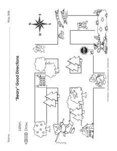 math worksheet : results for map skills  kindergarten  worksheet  guest  the  : Map Worksheets For Kindergarten