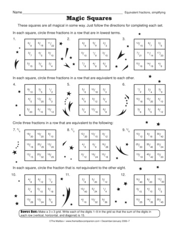 Printables Magic Squares Worksheet magic squares math worksheets addition squaresfree printable lesson plans the mailbox