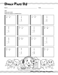 math worksheet : results for adding fractions with unlike denominators  guest  : Add Fractions With Unlike Denominators Worksheet