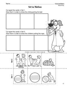 Worksheet Push And Pull Worksheets results for force and motion worksheets guest the mailbox science worksheet push pull