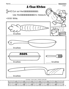 math worksheet : results for nonstandard measurement worksheets  guest  the mailbox : Kindergarten Measuring Worksheets