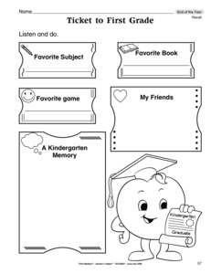 End of the school year worksheets and activities | End of the ...