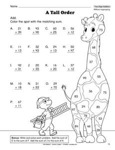 Results for zoo math worksheets | Guest - The Mailbox